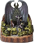 Disney Traditions Maleficent Carved By Heart Statue