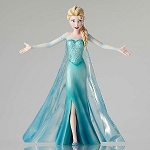 Disney Showcase Frozen's Elsa Cinematic Moment Statue