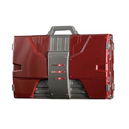 Iron Man Mark V Armor Suitcase 1:4 Scale Replica Mobile Fuel Cell
