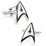 Star Trek Command Insignia Cufflinks
