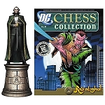 DC Chess Collection - #11 Ra's Al Ghul Black Bishop with Collector Magazine