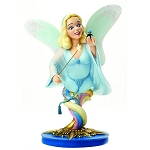 Disney Pinocchio Blue Fair & Jiminy Cricket Grand Jester Mini-Bust
