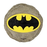 Batman Bat Symbol Stepping Stone