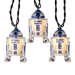 Star Wars R2D2 String Lights