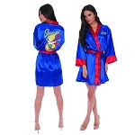 DC Bombshells Supergirl Satin Robe - Previews Exclusive