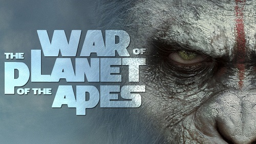 War of the Planet of the Apes Teaser Trailer