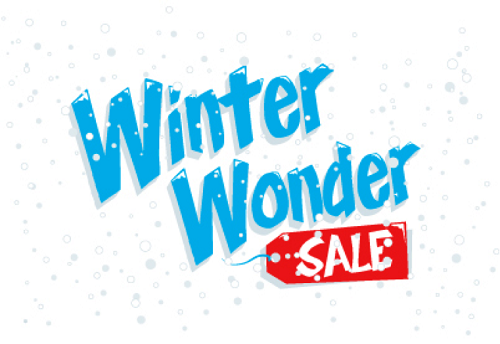 Winter Wonder Sale On Now