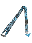 Nightwing Lanyard