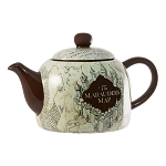 Harry Potter Marauders Map Ceramic Teapot