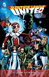 Justice League United Trade Paperback Volume 1 - Justice League Canada