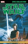 Star Wars Legends Epic Collection Volume 4 - The New Republic Trade Paperback