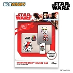 Star Wars Stormtrooper Helmet Art Device Decal Pack
