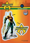 Aquaman Vinyl Decal - Previews Exclusive