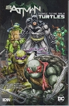 Batman/ Teenage Mutant Ninja Turtles Trade Paperback Hard Cover