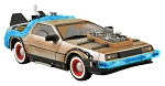 Back to the Future III Delorean Time Machine