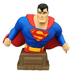 Superman Animated Series Superman Resin Bust