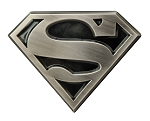 Superman Animated Series Logo Bottle Opener