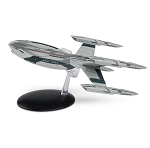Star Trek Discovery Starships - #7 USS Buran NCC 1422 with Collector Magazine