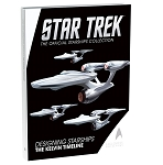 Star Trek Designing Starships Book Volume 3 - The Kelvin Timeline