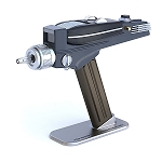 Star Trek: TOS Phaser Replica Universal Remote Control