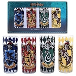 Harry Potter House Crests 16oz Highball Glass - Set of 4