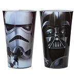 Star Wars Darth Vader & Stormtrooper 16oz Pint Glass - Set of 2
