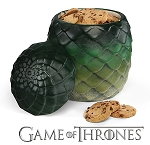 Game of Thrones Dragon Egg Ceramic Cookie Jar