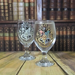 Harry Potter Hogwarts 10oz Colour Change Glass