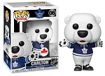 NHL Toronto Maple Leafs Mascot Carlton the Bear Pop! Vinyl Figure - Grosnor Exclusive