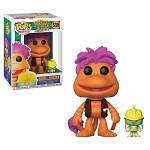 Fraggle Rock Gobo with Doozer Pop! Vinyl Figure