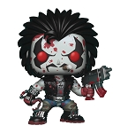 Lobo Bloody Lobo Pop! Vinyl Figure - Previews Exclusive