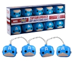 Captain America Pop! Party String Lights