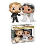 British Royal Family Royal Wedding Duke & Duschess of Sussex Pop! Vinyl Figure 2-Pack