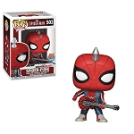 Spiderman Video Game Spider-Punk Pop! Vinyl Figure - Previews Exclusive