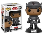 Star Wars The Last Jedi Finn Pop! Vinyl Bobblehead Figure