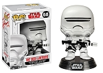 Star Wars The Last Jedi First Order Flametrooper Pop! Vinyl Bobblehead Figure
