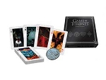 Game of Thrones Premium Playing Cards Dealer Set