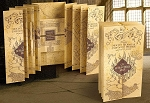 Harry Potter Marauders Map Prop Replica