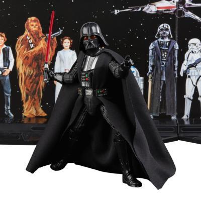 8b40d5476 Star Wars Black Series 40th Anniversary Legacy Pack - Darth Vader 6 ...
