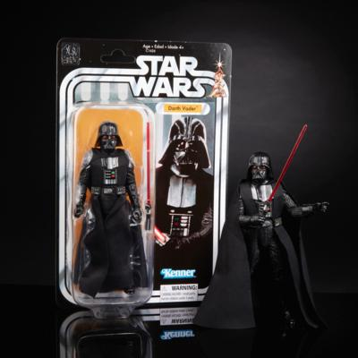 Star Wars Black Series 40th Anniversary Legacy Pack Darth Vader 40 Adorable Star Wars Action Figure Display Stand