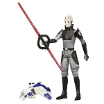 Star Wars Space Mission The Inquisitor 3 3/4