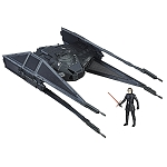 Star Wars EP7 The Last Jedi Force Link Kylo Ren's Tie Silencer with 3.75