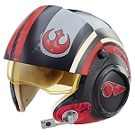 Star Wars Black Series The Last Jedi Poe Dameron Electronic X-Wing Pilot Helmet