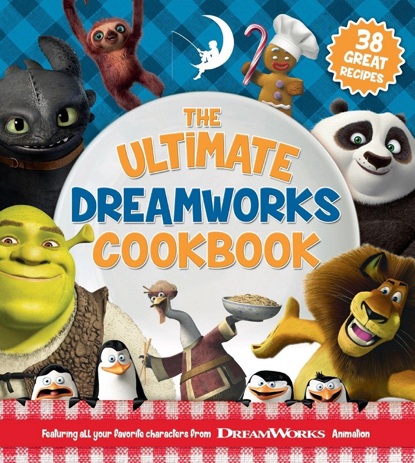 The Ultiimate Dreamworks Cookbook
