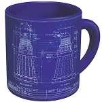 Doctor Who Genisis of the Dalek 16oz Mug