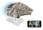 Star Wars EP7 The Force Awakens Millennium Falcon Bluetooth Speaker