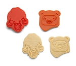 Star Wars Rebels Cookie Cutters - Endor Friends