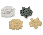 Star Wars Rebels Cookie Cutters - Hoth Friends