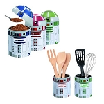Star Wars 3pc Astromech Droid Canister Set