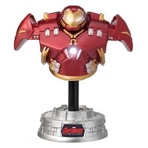 Avengers: Age of Ultron Hulkbuster Light-Up Resin Bust Paperweight
